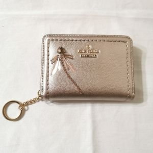 Kate Spade Dragonfly Zip-around Wallet